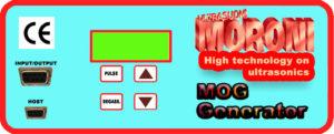membrana MOG per lavatrice ultrasuoni